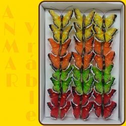 Motýľ 5cm 280812