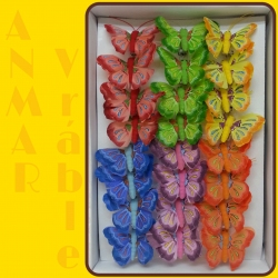 Motýľ 5cm 282722