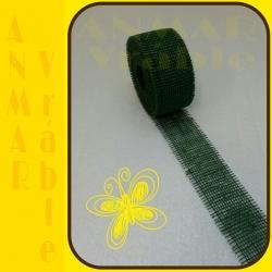 Juta 5cm Zelená tmavá