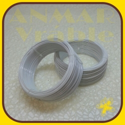 Drôt ring 500g Biela R1