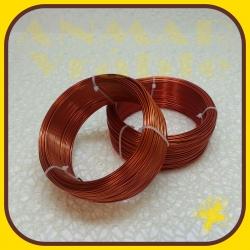 Drôt ring 500g Oranžová R4