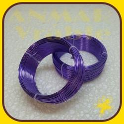 Drôt ring 500g Fialová svetlá
