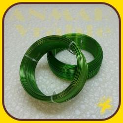 Drôt ring 500g Zelená R7