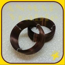 Drôt ring 500g Hnedá R9