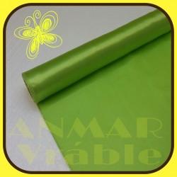 Satén 36cm Zelená