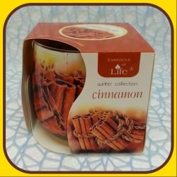 Aromatické sviečky 100g Cinnamon