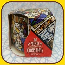 Aromatické sviečky 100g Merry Christmas vytráž