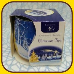 Aromatické sviečky 100g Christmas tree