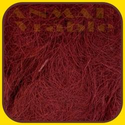 Coco hair 500g Červená