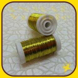 Drôt návin hladký Žltá H3