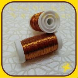 Drôt návin hladký Oranžová svetlá H4A
