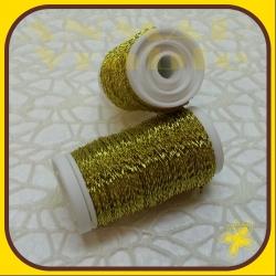 Drôt návin krepovaný Žltá K3