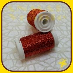 Drôt návin krepovaný Oranžová svetlá K4A