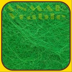Sisal 50g Zelená tmavá