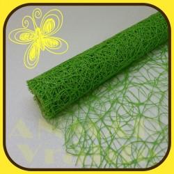 Sisal mesh 53cm Zelená