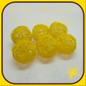Latta ball 10cm Žltá 3