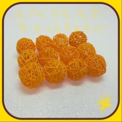 Latta ball 5cm Oranžová