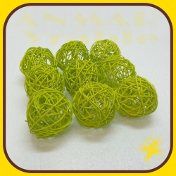 Latta ball 8cm Zelená