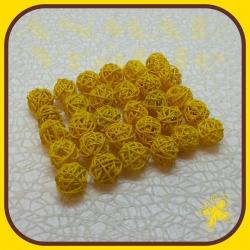 Latta ball 3cm Žltá