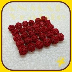 Latta ball 3cm Červená