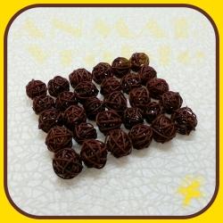 Latta ball 3cm Čokoládová
