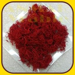 Curly moss 100g Červená