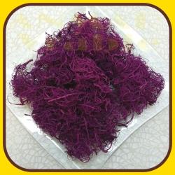 Curly moss 100g Cyklamenová
