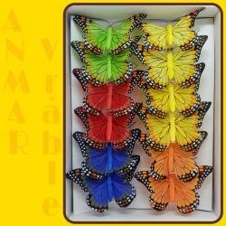 Motýľ 8cm A2121