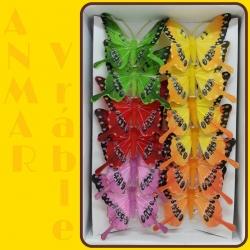 Motýľ 8cm 282714