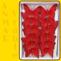 Motýľ 8cm 287104