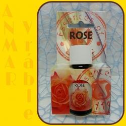 Aromatické olejčeky Ruža