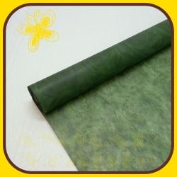 Vlizelín vzor 50cm Zelená