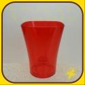 Kvetináč ORCHIDEA Červená 5