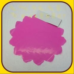 Celofán kruh 40cm Ružová tmavá BOT