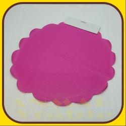 Celofán kruh 50cm Ružová tmavá