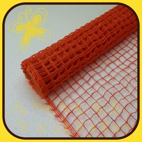 Sieť oko 48cm Oranžová