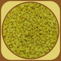 Dekoračné mramorky 500g Žltá svetlá