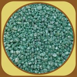 Dekoračné kamienky 500g Zelená mäta 7B