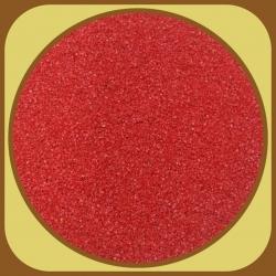 Jemný piesok 500g Červená 5