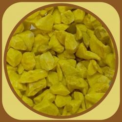 Mramorky veľké 500g Žltá svetlá 3A