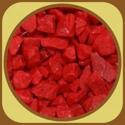 Mramorky veľké 500g Červená 5