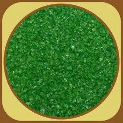 Sklo drvené 500g Zelené tmavá