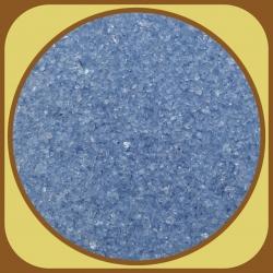 Sklo drvené 500g Modrá svetlá