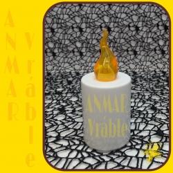 Elektrický vklad Subito Žltý