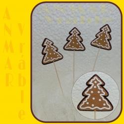 Medovník stromček zápich 8ks
