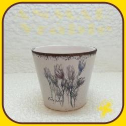 Kvetinac keramicky