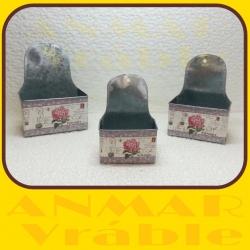 Kvetináč plech 11B9110 Hortenzia