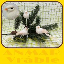 Vtáčik 6ks N79 Krém