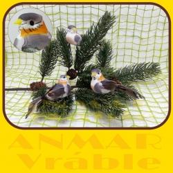 Vtáčik 12ks LYC10042