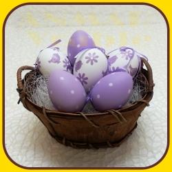 Vajíčko 6ks VFB6